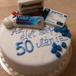 50 éves születésnap