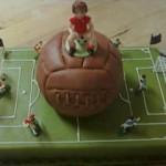 focipályás torta