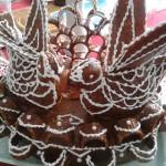 galambpár grillázs torta