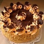 narancsos-csokis torta